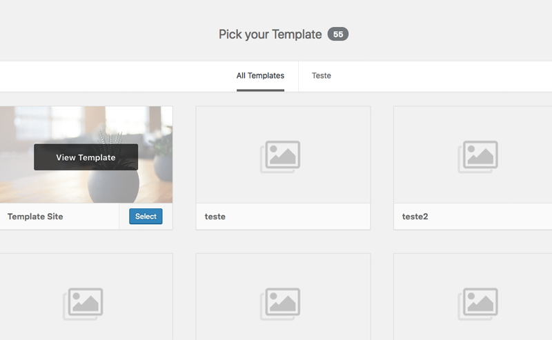 Provide Templates To Your Customers