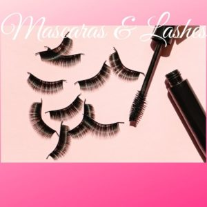 mascaras and lashes