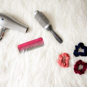 hair brushes and accessories