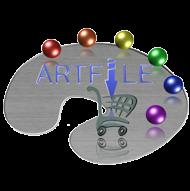 Artfile Logo