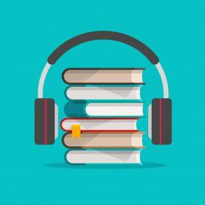 9b157eac audio books concept with headphones concept illustration 101884 1013
