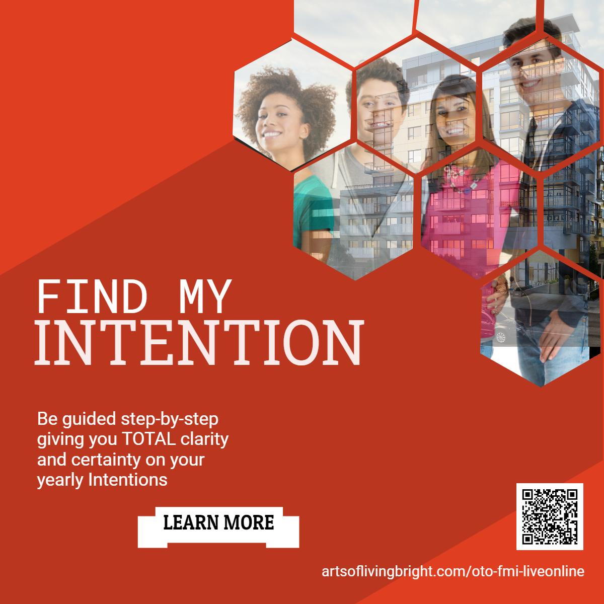 Find My Intention