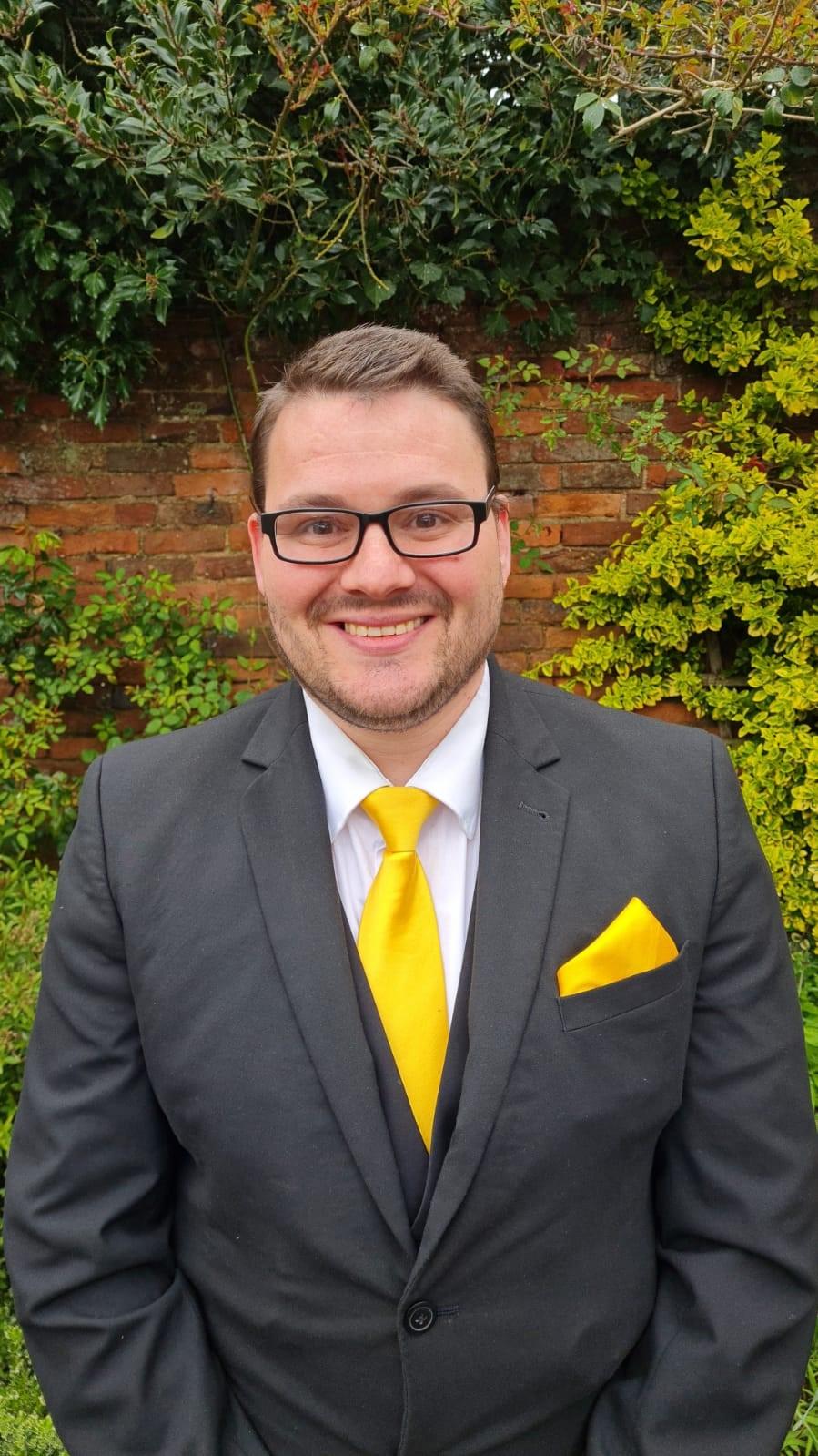 Gareth Ferbrache, Funeral Support Operative