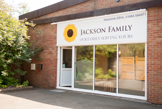 Jackson Family Funeral Directors Upton-upon-Severn