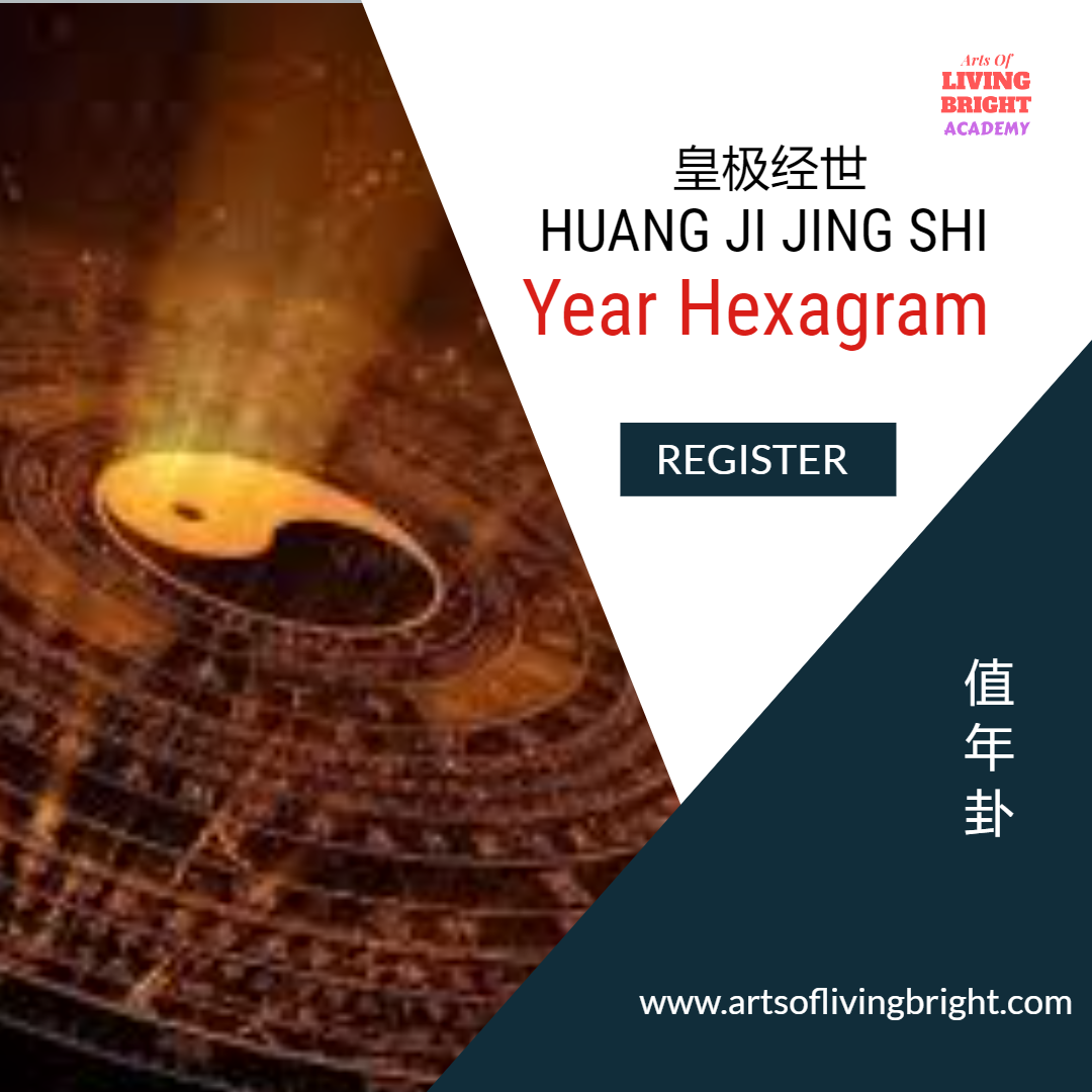 Huang Ji Jing Shi (Year Hexagram)