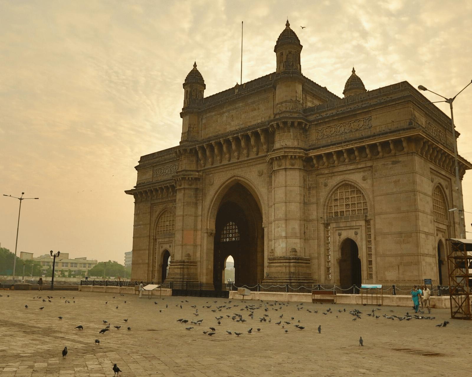 From Mumbai